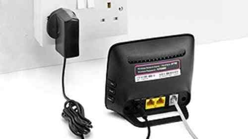 Talk Talk HG523a Router Kit